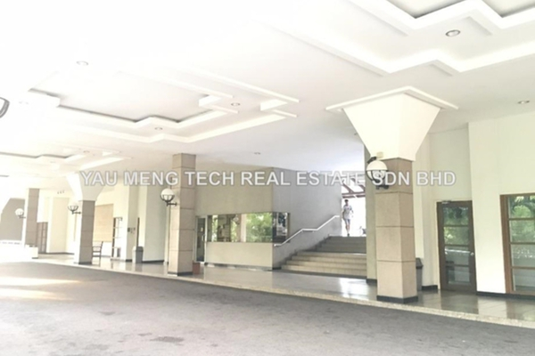 For Rent Condominium at OBD Garden Tower, Taman Desa Freehold Fully Furnished 2R/2B 3k