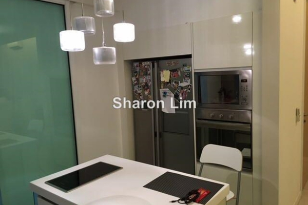 For Rent Condominium at Zehn Bukit Pantai, Bangsar Leasehold Semi Furnished 3R/4B 8.5k