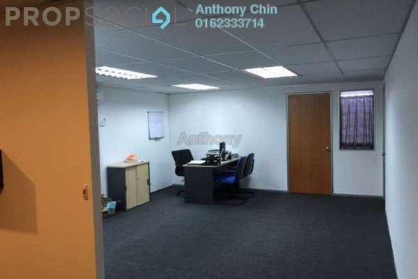 For Rent Office at C180, Cheras South Freehold Semi Furnished 3R/1B 2k