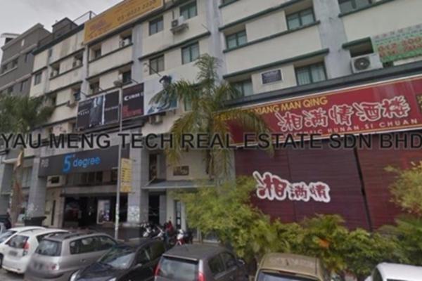 For Rent Shop at Fraser Business Park, Sungai Besi Leasehold Unfurnished 0R/2B 8k