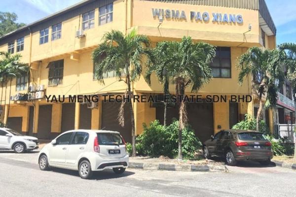For Rent Shop at Bandar Baru Klang, Klang Leasehold Unfurnished 0R/0B 7.5k