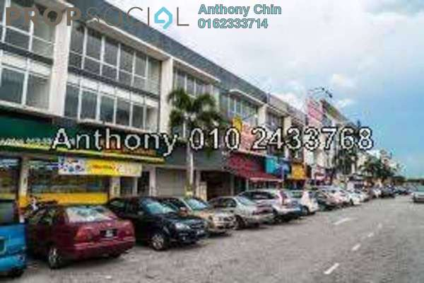 For Rent Shop at C180, Cheras South Freehold Unfurnished 1R/1B 7k
