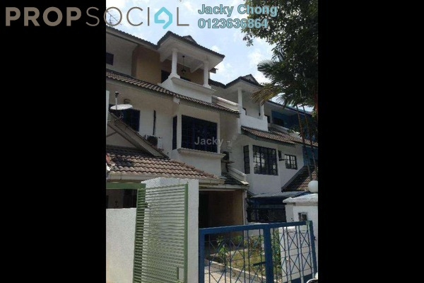 For Sale Terrace at SD7, Bandar Sri Damansara Freehold Semi Furnished 5R/4B 1.09m