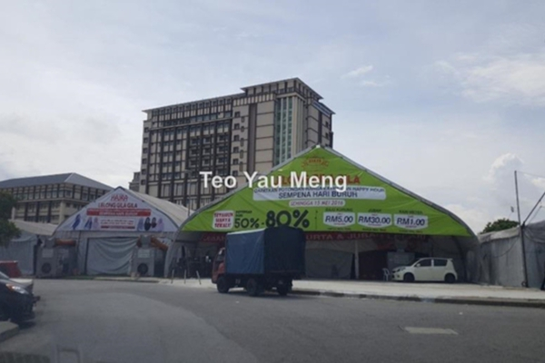For Rent Shop at Section 7, Shah Alam Leasehold Unfurnished 0R/6B 15k