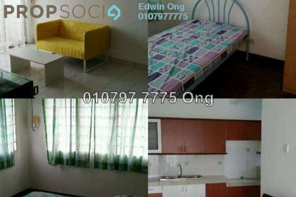 For Rent Apartment at Sri Kesidang, Bandar Puchong Jaya Freehold Fully Furnished 3R/2B 1.3k