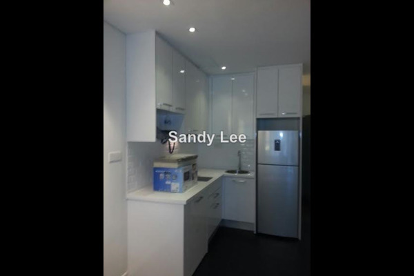 For Sale Condominium at Summer Suites, KLCC Leasehold Unfurnished 1R/1B 543k