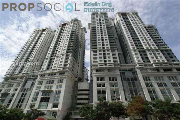 For Rent Condominium at Metropolitan Square, Damansara Perdana Leasehold Fully Furnished 2R/2B 2.5k