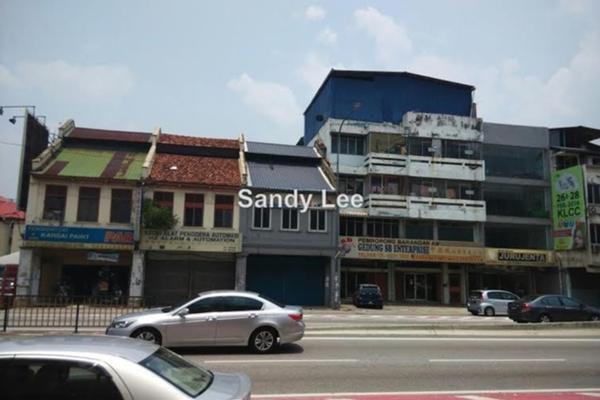 For Sale Shop at Jalan Sungai Besi, Kuala Lumpur Leasehold Unfurnished 0R/0B 5.59m