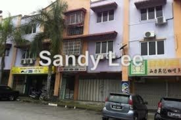 For Sale Apartment at Taman Orkid Desa, Cheras Leasehold Unfurnished 3R/2B 180k