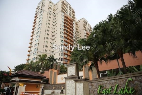 For Sale Condominium at East Lake Residence, Seri Kembangan Leasehold Unfurnished 3R/2B 503k