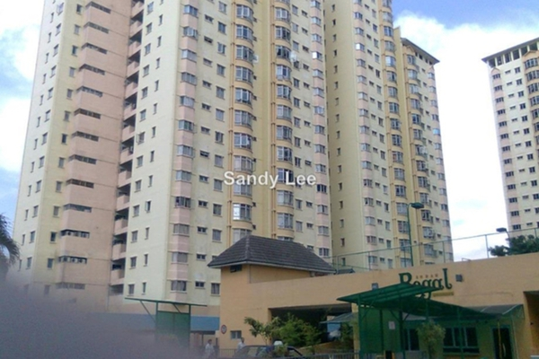 For Sale Condominium at Endah Regal, Sri Petaling Leasehold Unfurnished 3R/2B 380k