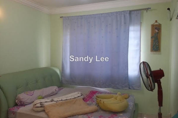 For Rent Apartment at Jati Selatan Apartment, Desa Petaling Leasehold Unfurnished 3R/2B 900translationmissing:en.pricing.unit