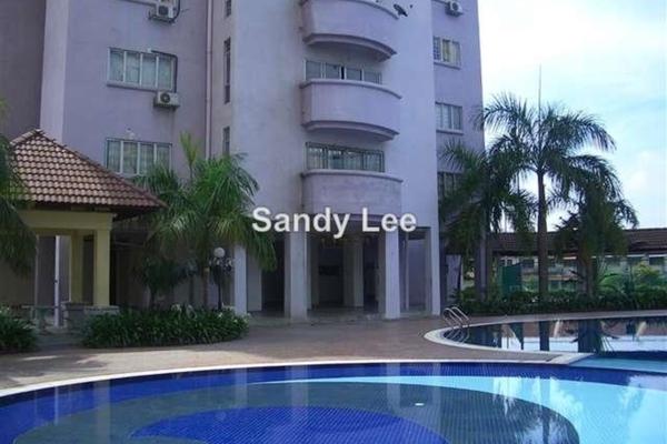 For Rent Condominium at Ridzuan Condominium, Bandar Sunway Leasehold Unfurnished 3R/2B 1.2k