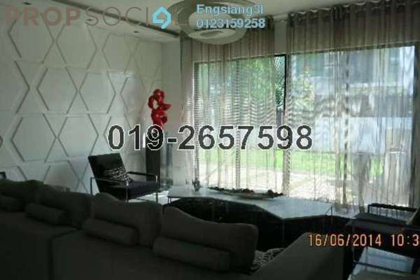 For Sale Bungalow at Cahaya SPK, Shah Alam Leasehold Fully Furnished 5R/5B 3.7百万