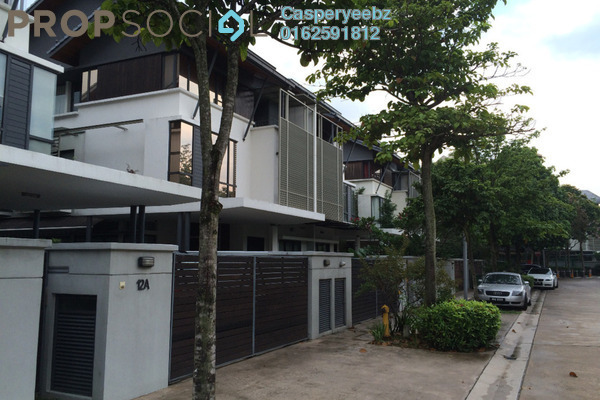For Rent Semi-Detached at Idamansara, Damansara Heights Freehold Semi Furnished 5R/5B 14k