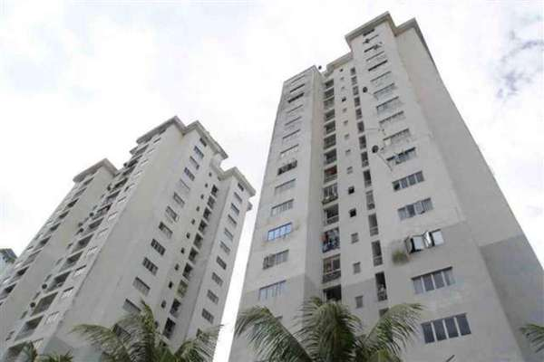 For Rent Condominium at Greenpark, Old Klang Road Leasehold Unfurnished 3R/2B 1k