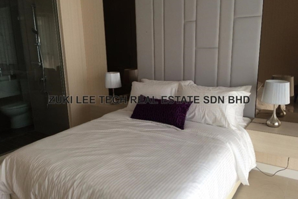 For Rent Condominium at The Horizon Residences, KLCC Leasehold Unfurnished 1R/1B 3k