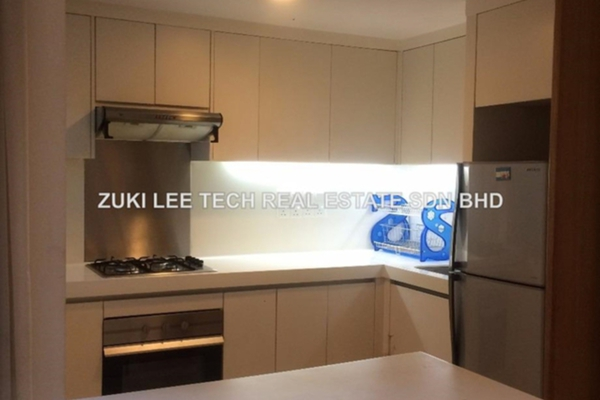 For Sale Condominium at myHabitat, KLCC Leasehold Unfurnished 2R/1B 1.14m