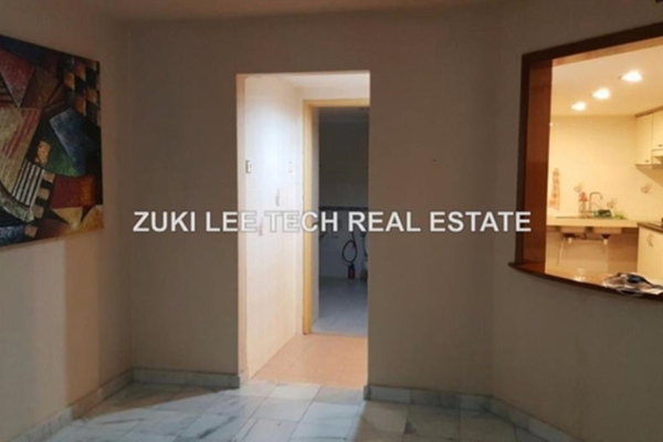 For Rent Condominium at Vista Damai, KLCC Leasehold Fully Furnished 1R/1B 2.6k