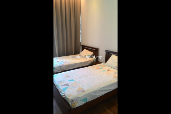 For Rent Serviced Residence at The Elements, Ampang Hilir Freehold Fully Furnished 3R/3B 4.95k