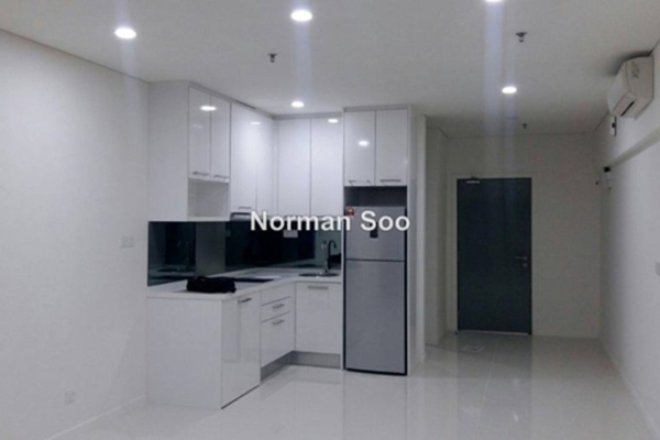 For Rent Condominium at Summer Suites, KLCC Leasehold Unfurnished 0R/1B 1.7k