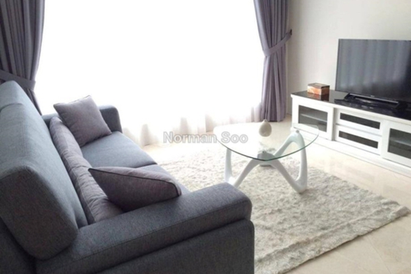 For Rent Condominium at Soho Suites, KLCC Leasehold Unfurnished 1R/1B 2.7k