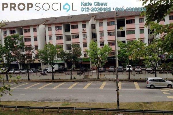 For Sale Condominium at Goodyear Court 8, UEP Subang Jaya Freehold  3R/2B 480k