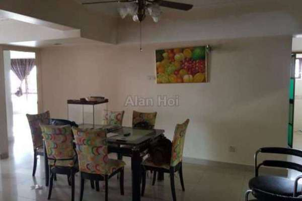 For Sale Condominium at Menara Polo, Ampang Hilir Leasehold Unfurnished 3R/2B 638k