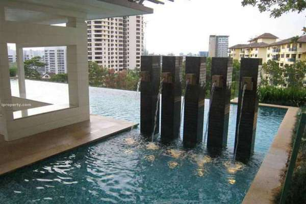 For Sale Condominium at Bangsar Peak, Bangsar Freehold Semi Furnished 4R/4B 3.74m