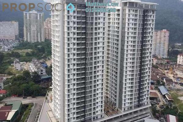 For Sale Condominium at Gardens Ville, Sungai Ara Freehold Unfurnished 3R/2B 615k