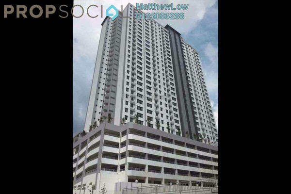 For Sale Condominium at Sierra Residences, Sungai Ara Freehold Unfurnished 3R/2B 520k