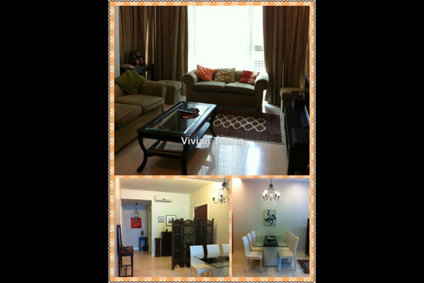 For Rent Condominium at Marc Service Residence, KLCC Leasehold Semi Furnished 2R/2B 4.5k