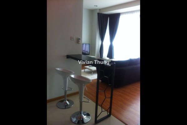 For Rent SoHo/Studio at Park View, KLCC Leasehold Unfurnished 0R/1B 2.3k