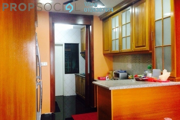 For Sale Condominium at Armanee Condominium, Damansara Damai Leasehold Semi Furnished 4R/3B 615k