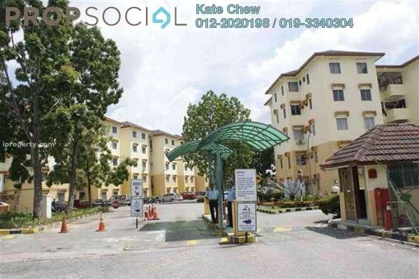 For Sale Condominium at Goodyear Court 5, UEP Subang Jaya Freehold  3R/2B 368k