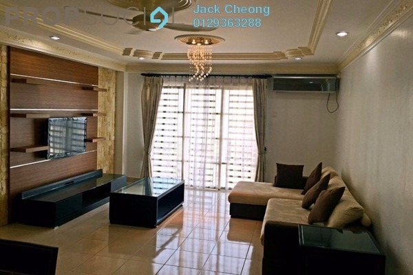 For Rent Condominium at Sea View Tower, Butterworth Freehold Unfurnished 3R/2B 1.4k