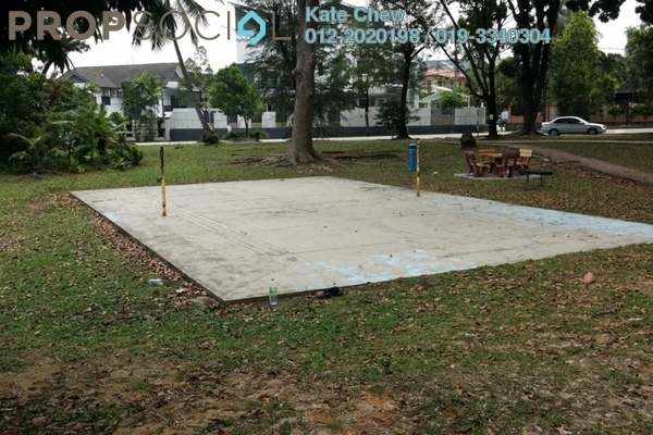 For Rent Terrace at USJ 2, UEP Subang Jaya Freehold Semi Furnished 4R/2B 1.6k