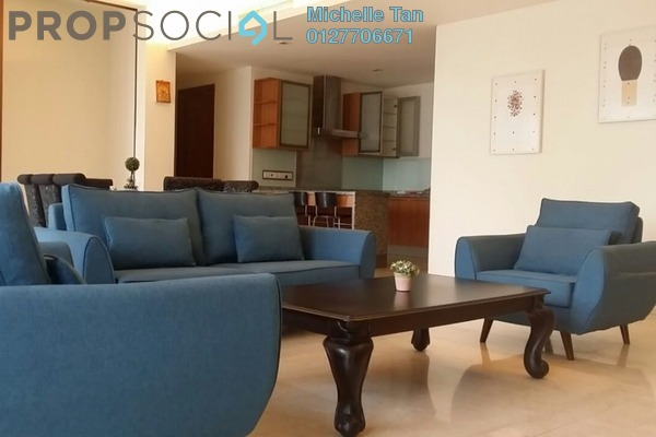 For Rent Condominium at Dua Residency, KLCC Freehold Fully Furnished 4R/5B 8k