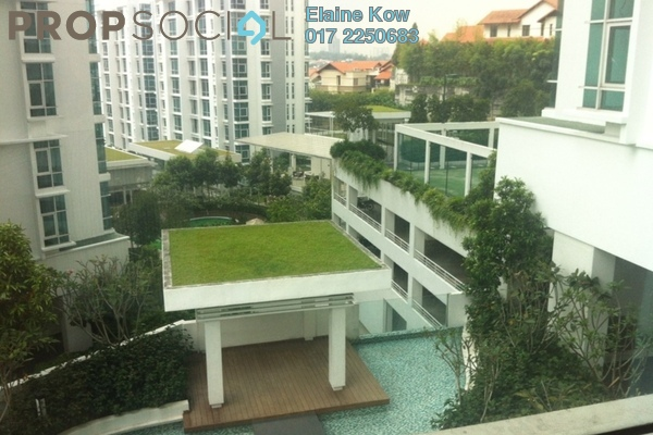 For Sale Condominium at Sunway Vivaldi, Mont Kiara Freehold  5R/4B 2.4m