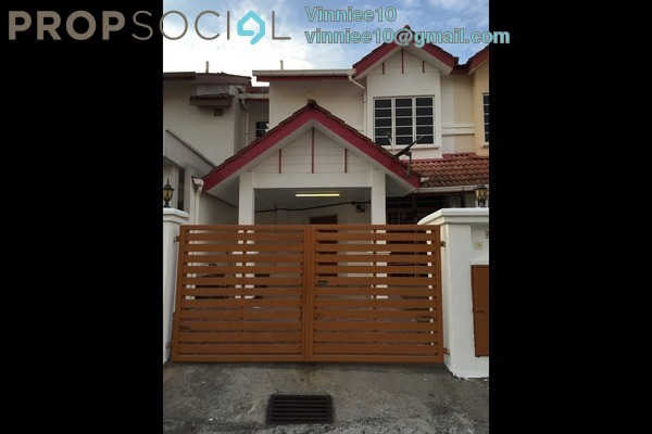 For Sale Terrace at Suakasih, Bandar Tun Hussein Onn Freehold Unfurnished 4R/3B 680k