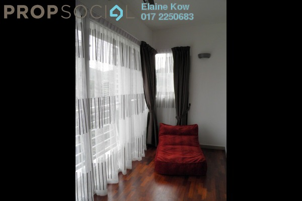 For Sale Condominium at Hijauan Kiara, Mont Kiara Freehold Semi Furnished 4R/3B 2.55m