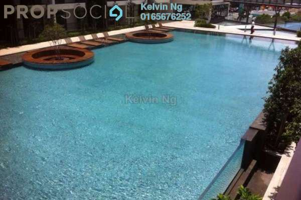 For Rent Condominium at Urban 360, Gombak Leasehold Semi Furnished 3R/2B 2k