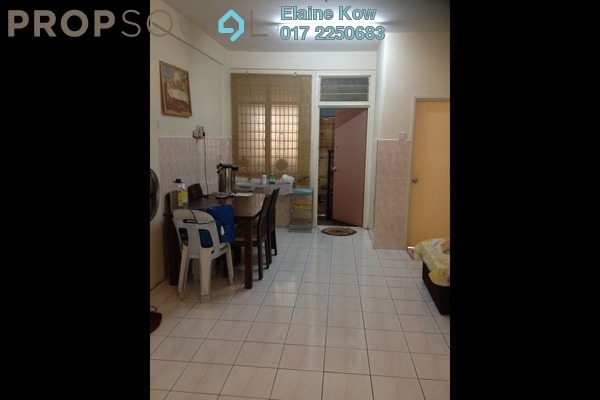 For Sale Terrace at BSP Skypark, Bandar Saujana Putra Leasehold Semi Furnished 4R/3B 549k