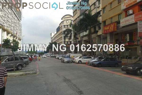 For Sale Shop at Fraser Business Park, Sungai Besi Freehold Unfurnished 0R/0B 7.5百万