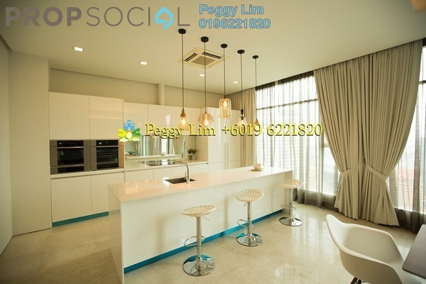 For Rent Condominium at Quadro Residences, KLCC Freehold Fully Furnished 5R/5B 13k