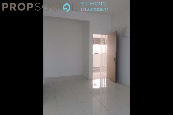 For Rent Serviced Residence at Skypod, Bandar Puchong Jaya Freehold Semi Furnished 2R/2B 1.8k