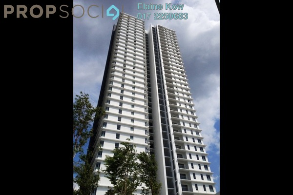 For Sale Condominium at The Westside One, Desa ParkCity Freehold Semi Furnished 4R/3B 1.65m