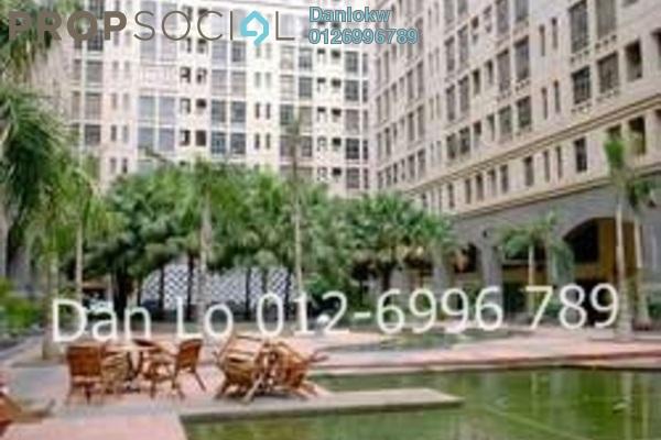 For Rent Office at Phileo Damansara 2, Petaling Jaya Freehold Semi Furnished 1R/0B 6k