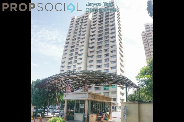 For Sale Apartment at OG Heights, Old Klang Road Freehold Unfurnished 3R/2B 385k