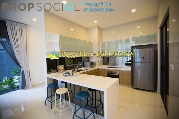 For Rent Condominium at Mirage Residence, KLCC Freehold Fully Furnished 3R/3B 8.5k